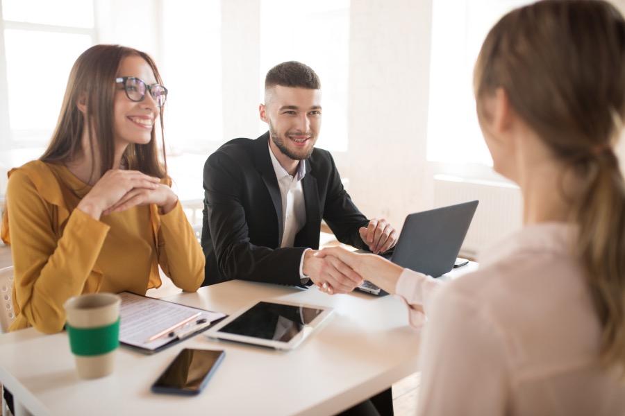finance jobs recruitment interview